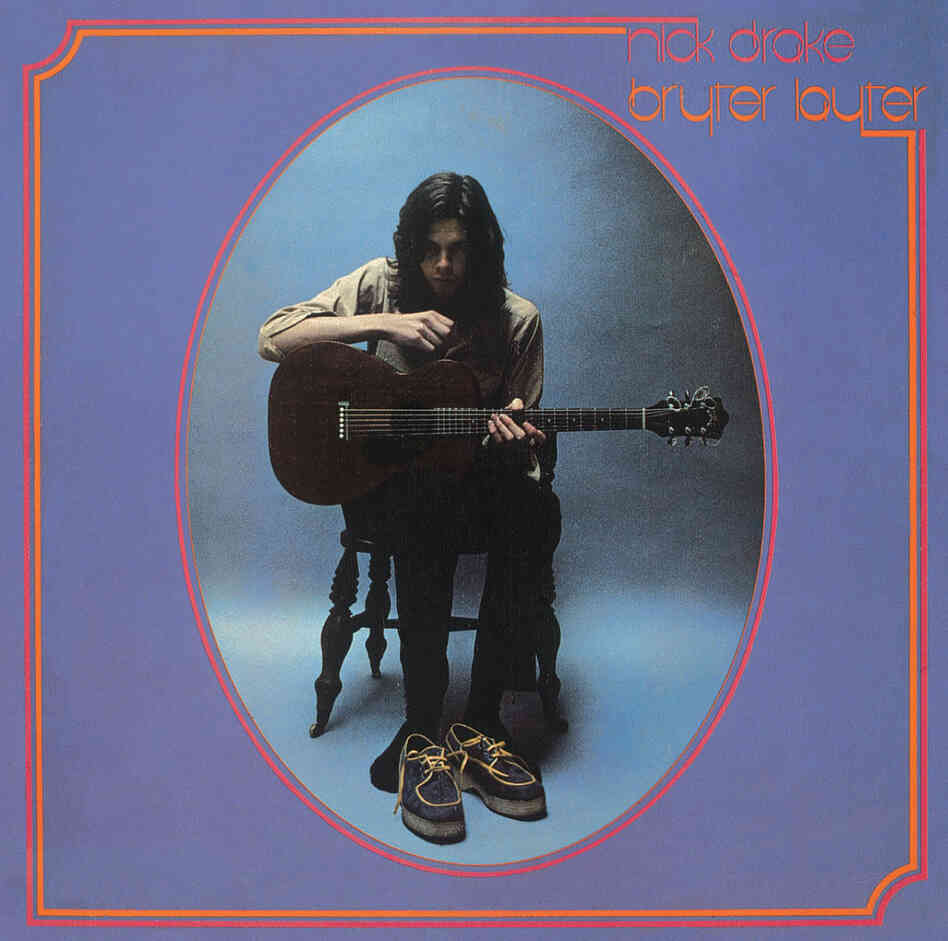 The cover of Nick Drake's 1970 album Bryter Later.