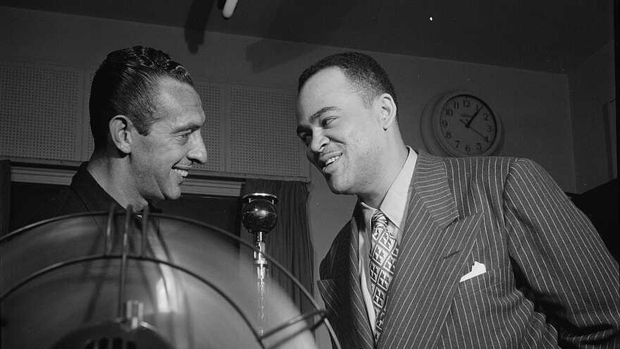 Jazz Salutes Its Disc Jockeys