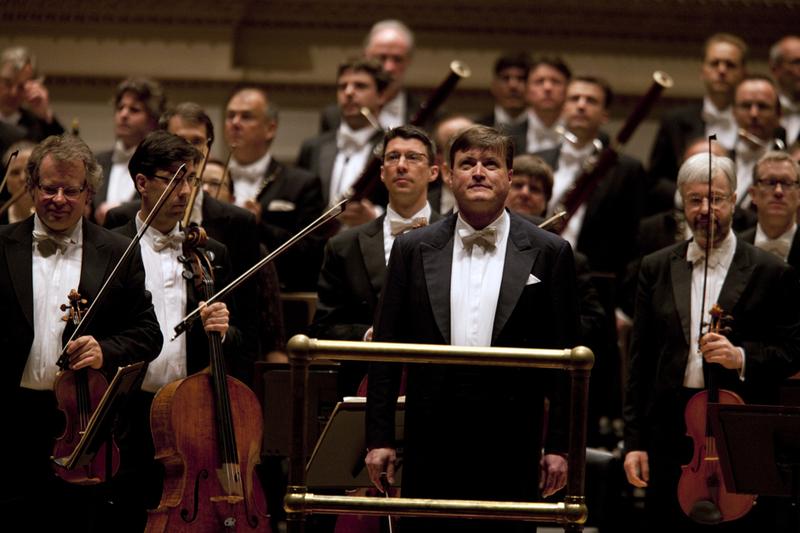 Carnegie Hall Live: Dresden Staatskapelle Plays BrucknerWQXR radio