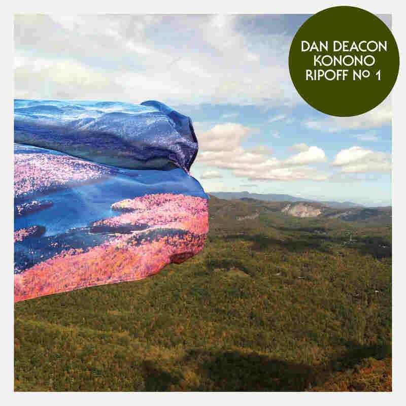 """Dan Deacon's """"Konono Ripoff No. 1."""""""