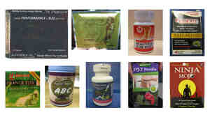 "Over the past several years, the FDA has deemed many dietary supplements to be ""tainted"" by unapproved drugs."