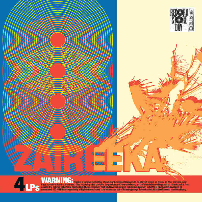 Zaireeka LP