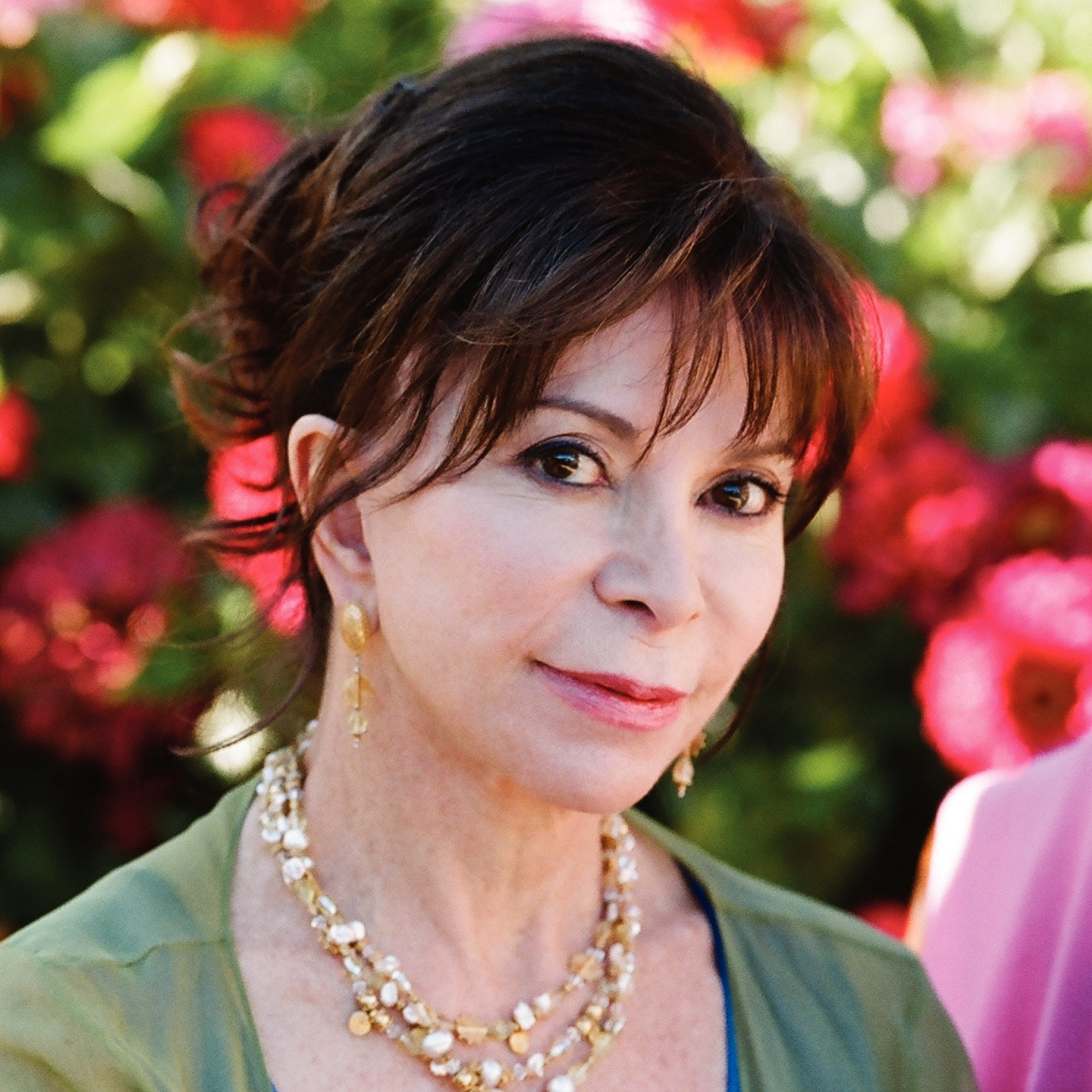 Isabel Allende is a Chilean novelist whose books include The House of the Spirits and City of the Beasts.