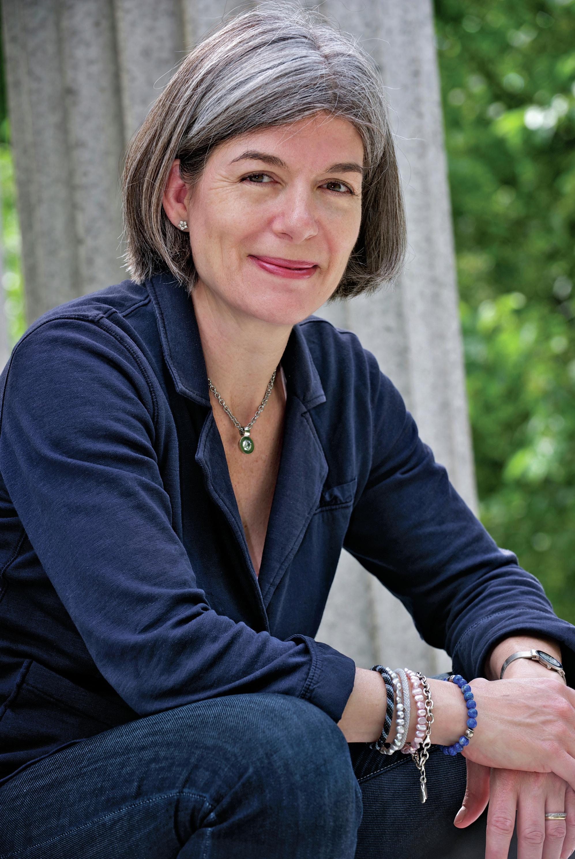 Claire Messud is an American author. Her 2006 novel The Emperor's Children was longlisted for the Man Booker prize.