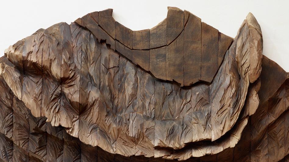(Ursula von Rydingsvard/Galerie Lelong)