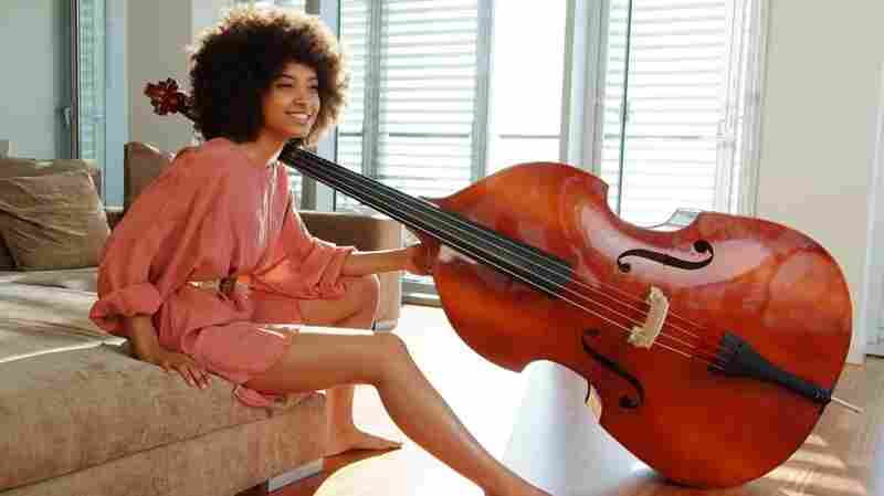 Esperanza Spalding On Piano Jazz