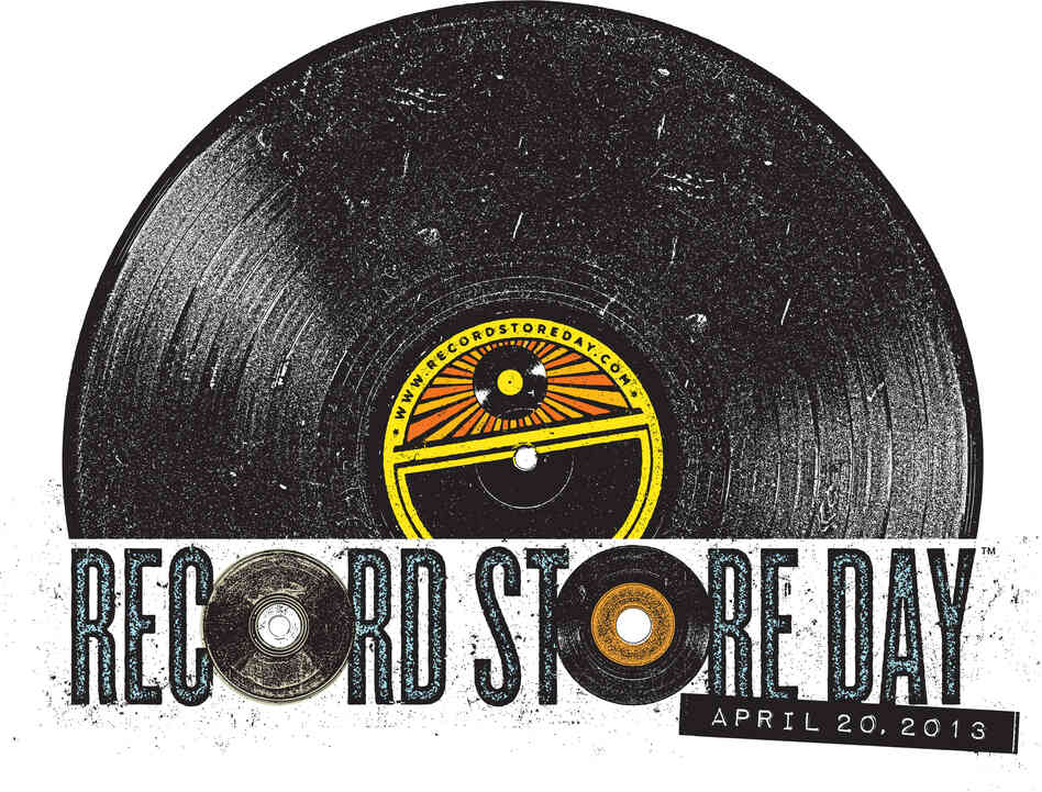 Record Store Day is Saturday, April 20, 2013.