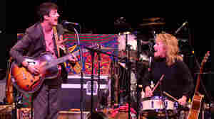 Shovels And Rope On Mountain Stage
