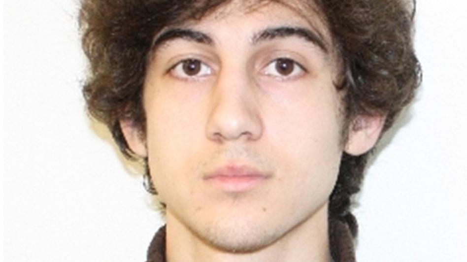 Dzhokhar Tsarnaev (AP/FBI)