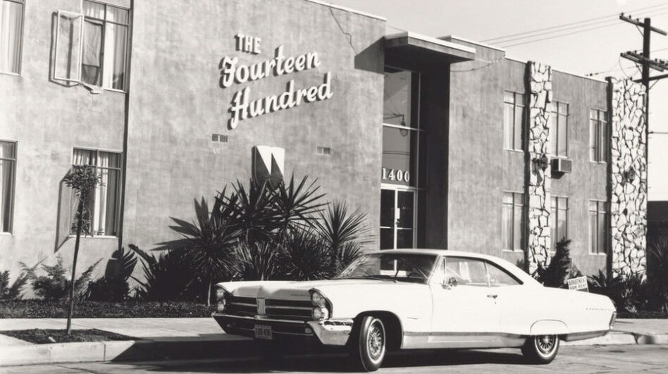 The Fourteen Hundred, 1965 (Some Los Angeles Apartments )