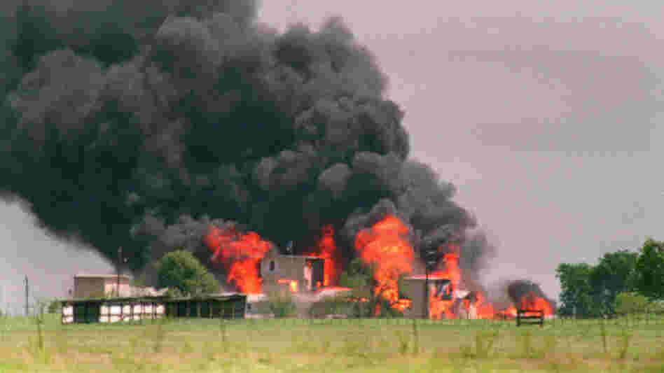 The Waco Disaster At The Davidsons Ranch