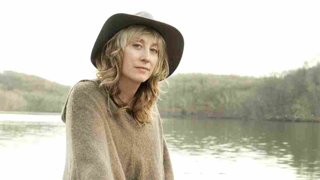 Amy Speace's latest album is called How to Sleep in a Stormy Boat.