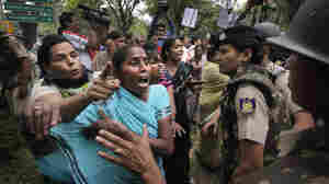 Outrage Erupts In India Over 5-Year-Old Girl's Rape