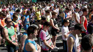 London Marathon Marked By High Security, Memories Of Boston
