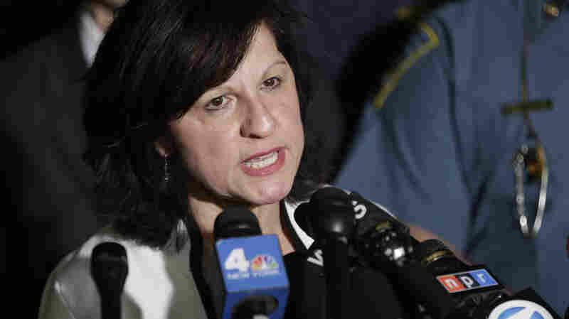 U.S. Attorney Carmen Ortiz said Friday that Dzhokhar Tsarnaev