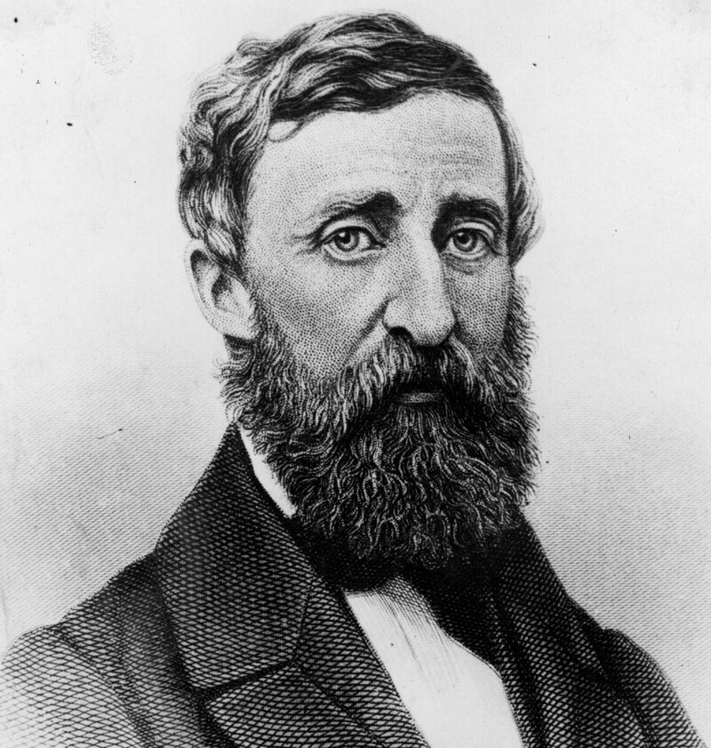 Henry David Thoreau Comes To The Aid Of Climate Science