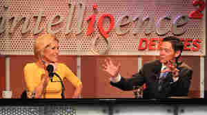 "Laura Ingraham and Ralph Reed argue against the motion ""The GOP Must Seize the Center or Die"" in an Intelligence Squared U.S. debate."