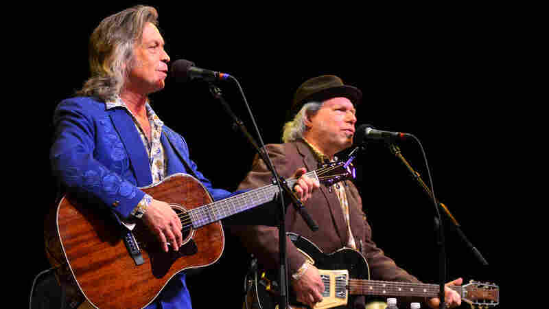 Buddy Miller & Jim Lauderdale On Mountain Stage