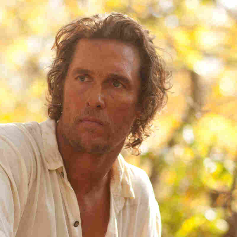 Matthew McConaughey stars as a man on the run from authorities in Jeff Nichols' Mud.
