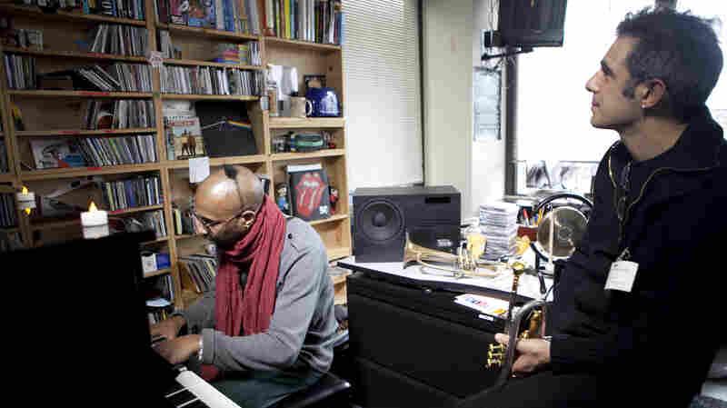 Omar Sosa & Paolo Fresu: Tiny Desk Concert