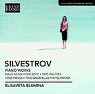 Elisaveta Blumina plays Silvestrov's piano music.