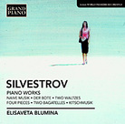 Elisaveta Blumina plays Silvestrov's piano music.