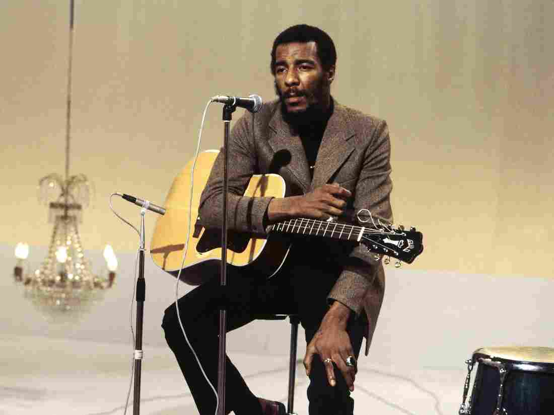 Richie Havens in 1969.
