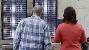Airport Delays Raise Questions About Controller Furloughs