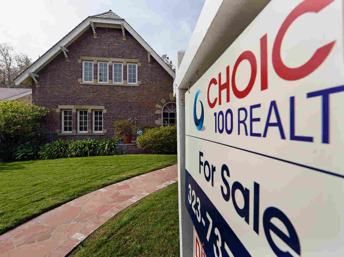 Falling home prices from 2009-2011 contributed to the disparity.