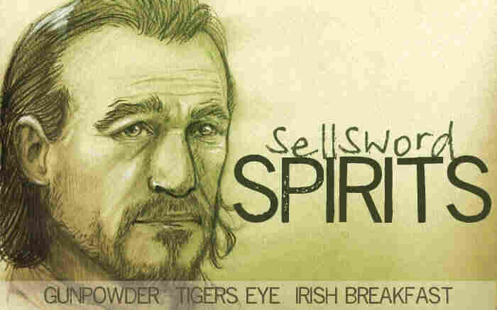 """Sellsword Spirits"" was inspired by Bronn from Game of Thrones."