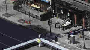 Boston Search Shines Spotlight On Surveillance Cameras