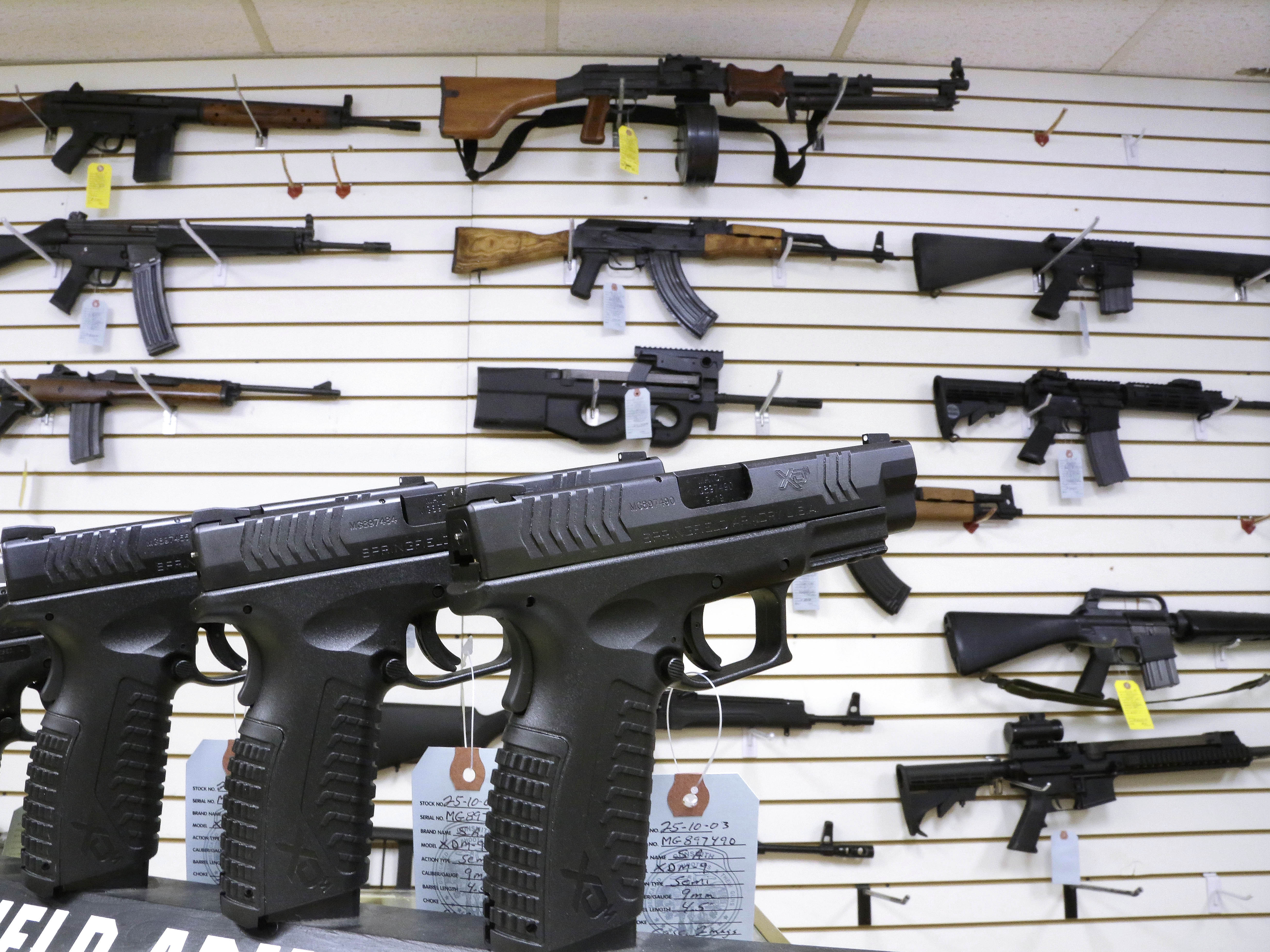 People On Terrorism Watch List Not Blocked From Buying Guns