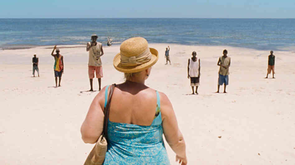 Teresa (Margarethe Tiesel) travels to a beach resort in Kenya for vacation, where she dabbles in sex tourism with a series of local men.