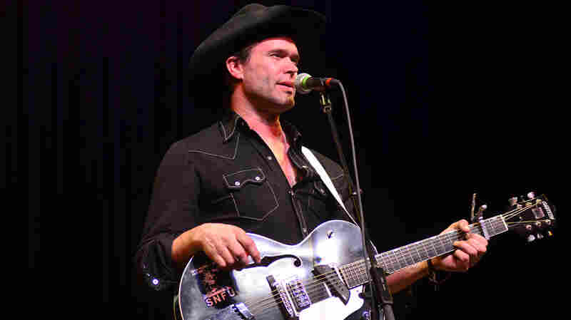 Corb Lund On Mountain Stage