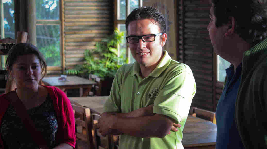 Christian Mora is the general manager of AFAORCA, a fair trade coffee cooperative in Costa Rica.