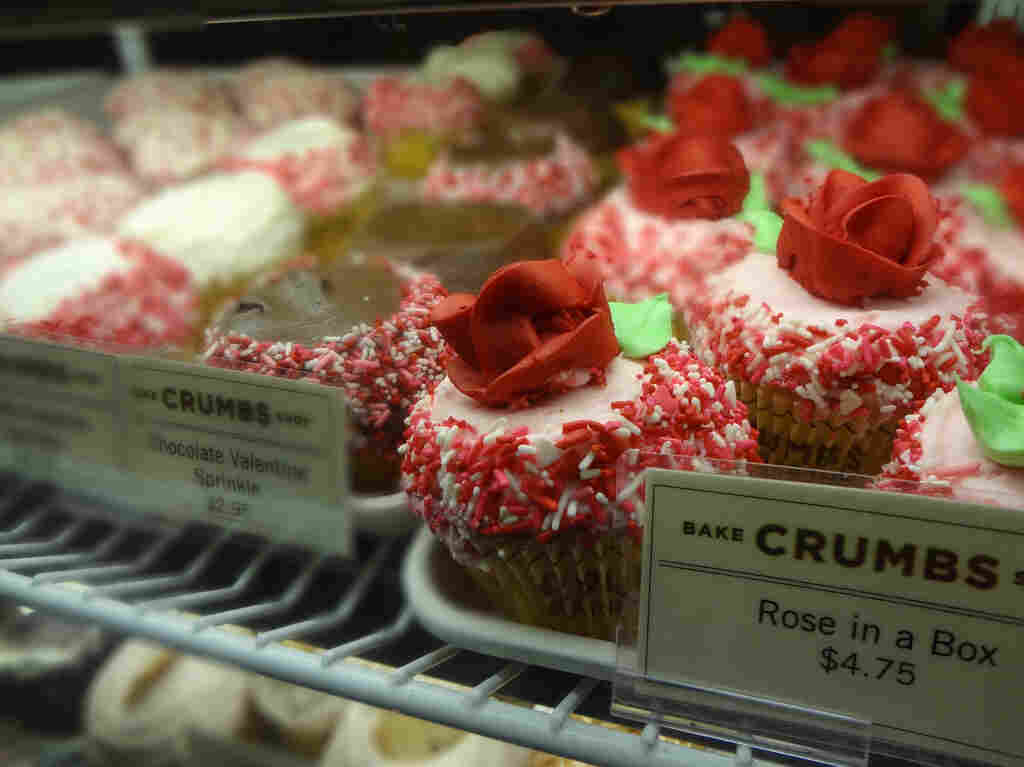 Crumbs Bake Shop has seen its stock price plunge from $13 a share in 2011 to just over $1 a share today.