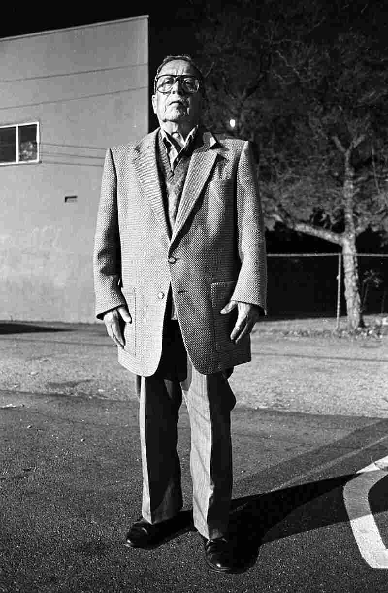 Harry T. Gamboa, printing supervisor (retired)