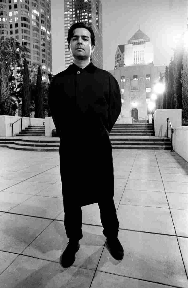 Jack Vargas, librarian