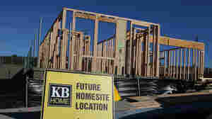 A new home under construction earlier this year in Petaluma, Calif.