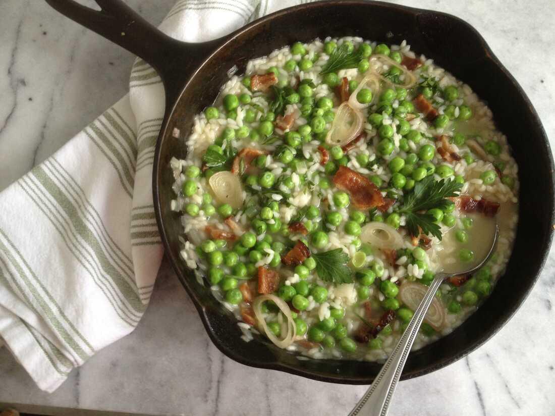 Risi E Bisi (Rice And Peas)
