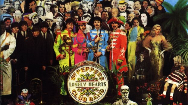 How much should parents feel responsible for making sure their kids hear Sgt. Pepper's Lonely Hearts Club Band?
