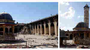Minaret Of Iconic Syrian Mosque Destroyed In Fighting