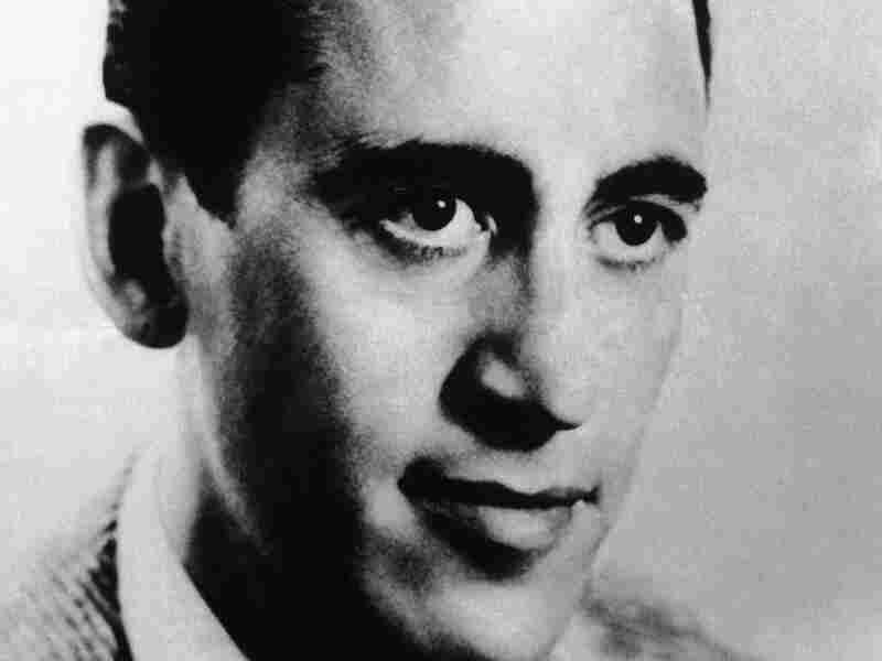 A photo of J.D. Salinger taken in September 1961.