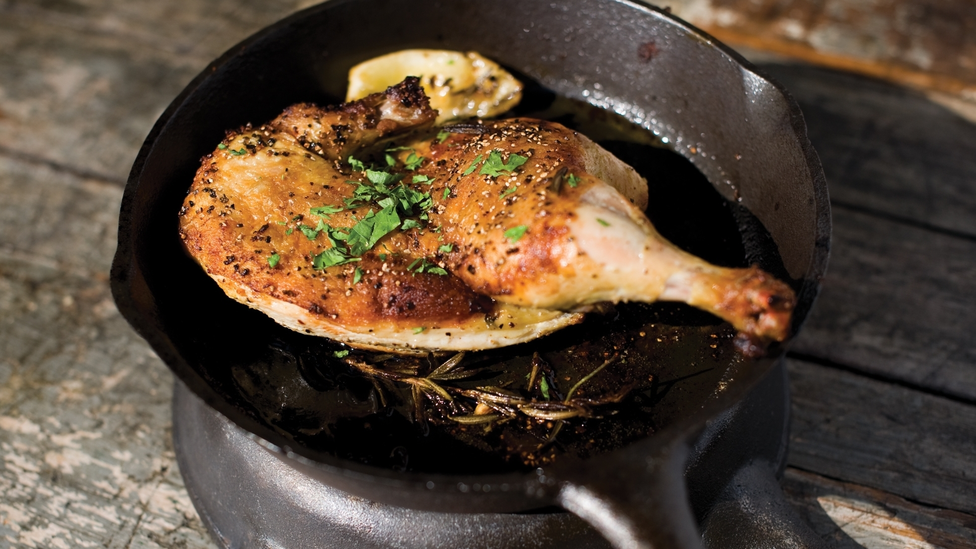 Prepare To Get Hot And Heavy With This Chicken Recipe Npr