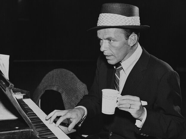 """Frank Sinatra's """"The Coffee Song"""" makes light of a perceived Brazilian coffee glut."""