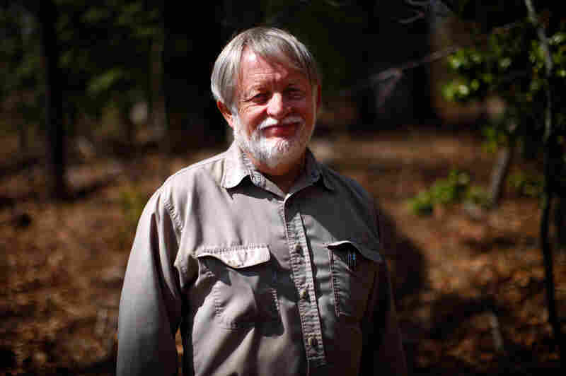 Gary Speiran is a hydrologist who has been monitoring the ground water level on the island. He says not only is the river water level rising, but the water table itself is also rising. All this water threatens artifacts still in the ground and many of the original Jamestown sites, such as the kiln and the fort.