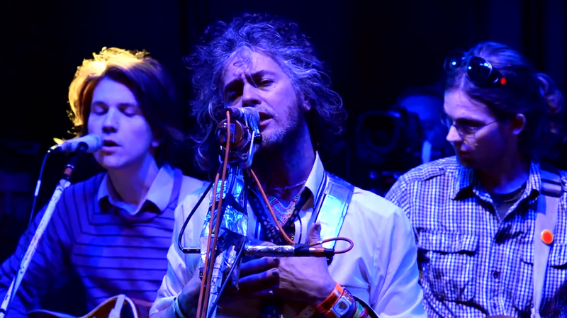 For the first time ever, The Flaming Lips performed the 2002 album Yoshimi Battles the Pink Robots in its entirety from start to finish, live from the Belmont in Austin, Texas.
