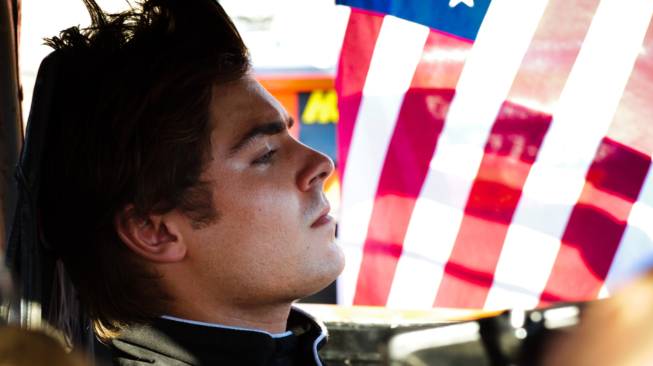 "In Ramin Bahrani's At Any Price, Zac Efron stars as a teen rebelling against his family and dreaming of becoming a professional race car driver. Sound like a generic summer pic? Critic David Edelstein says the film has ""a hell of a sting in its tail."" (Sony Pictures Classics)"