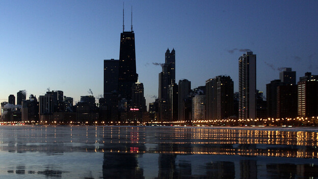 "The term ""third coast"" refers to American cities that sit on the Great Lakes shoreline, like Chicago. (AFP/Getty Images)"