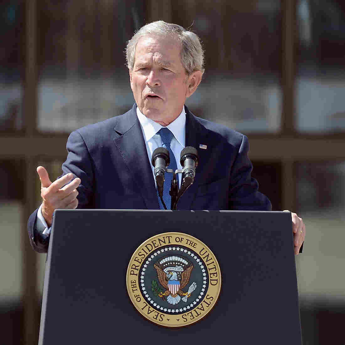 Why The Bush Library Won't Make History
